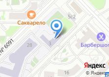 Компания «Средняя общеобразовательная школа №37» на карте