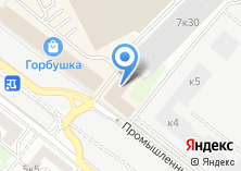 Компания «Sotomsk.ru» на карте