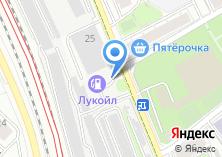 Компания «АвтоШев» на карте
