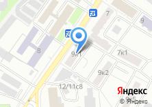Компания «Ветро» на карте