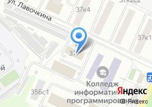Компания «ЕИРЦ Головинского района» на карте