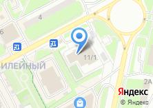 Компания «Дворец молодежи» на карте