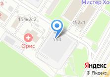 Компания «СовПивГаз» на карте