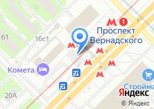 Компания «Россика» на карте