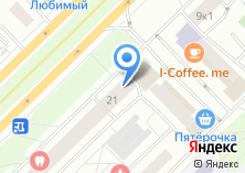 Компания «Помощник Магазина» на карте