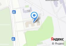 Компания «Технохим» на карте
