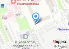 Компания «ООО ГК «ТЕХНОЛОГИЯ» - строительная компания» на карте