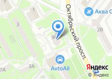 Компания «ЦВЕТОША» на карте
