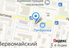 Компания «Магазин стройматериалов» на карте
