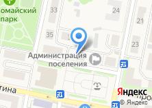 Компания «Сеть магазинов алкогольной продукции» на карте