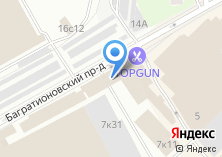 Компания «Saletour» на карте