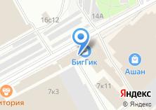 Компания «Успех Print» на карте