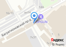 Компания «РегионКом» на карте