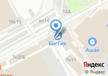 Компания «Сити-Дент» на карте