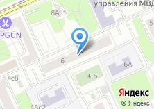 Компания «Детский сад №447» на карте