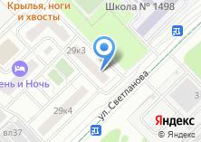 Компания «Мичуринское 29-3» на карте