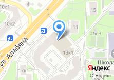 Компания «Техника 24» на карте