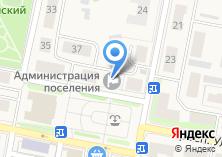 Компания «Администрация муниципального образования р.п. Первомайский» на карте