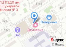 Компания «Энерджи Телеком» на карте