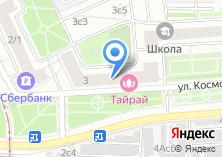 Компания «Карельская сосна» на карте