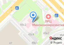 Компания «Центральная поликлиника №2» на карте