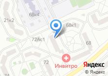 Компания «Секонд-хенд на Адмирала Лазарева» на карте