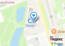 Компания «ДСК-7» на карте