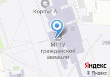 Компания «Русские обеды» на карте