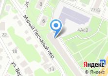 Компания «Силвер Сайт» на карте