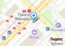 Компания «Фло Декор» на карте