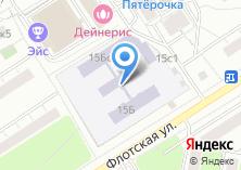 Компания «Российский институт стратегических исследований» на карте