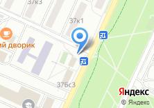 Компания «Фруктовый Рай магазин» на карте