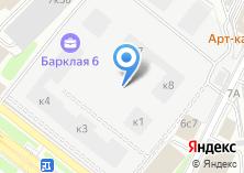 Компания «Locca.ru» на карте
