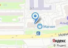 Компания «СЭС-Сервис» на карте