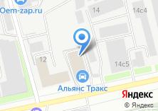 Компания «Автосервис по ремонту HINO» на карте