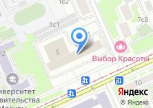 Компания «Экспертно-криминалистический центр МВД России» на карте