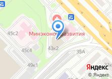 Компания «Распадская» на карте