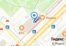 Компания «Valtera» на карте