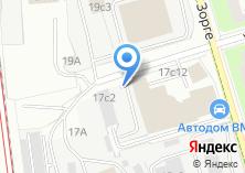 Компания «ИженерСтройТраст» на карте
