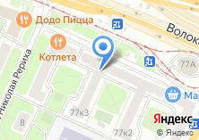 Компания «НОРА БРАТЦА КРОЛИКА» на карте