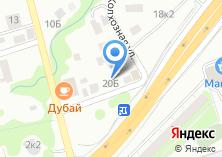 Компания «Мастерпротектор» на карте