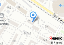 Компания «Участковый пункт полиции район Филевский парк» на карте