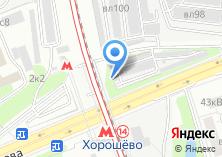 Компания «Автостоянка МГСА Северный административный округ» на карте