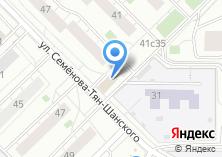 Компания «Муниципалитет внутригородского муниципального образования Проспект Вернадского» на карте