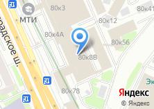 Компания «Конструкторское бюро-1» на карте