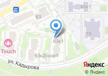Компания «Клеопатра» на карте