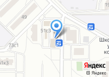 Компания «Столичные аптеки» на карте