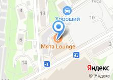 Компания «Мифос» на карте
