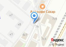 Компания «Столовая на ул. Барклая» на карте