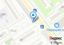 Компания «Автостоянка №2 на Онежской» на карте
